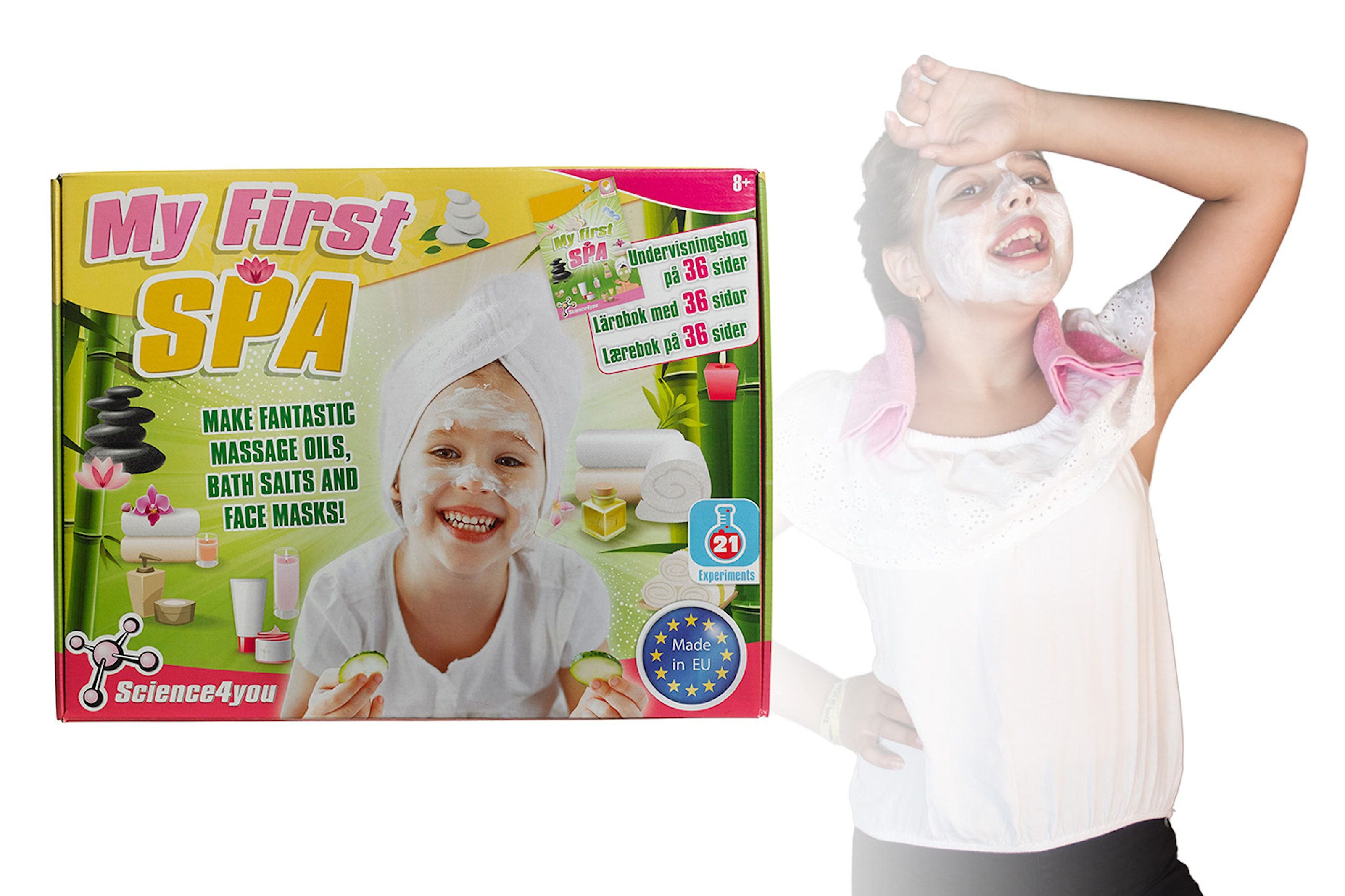 Science4You My First Spa Kit