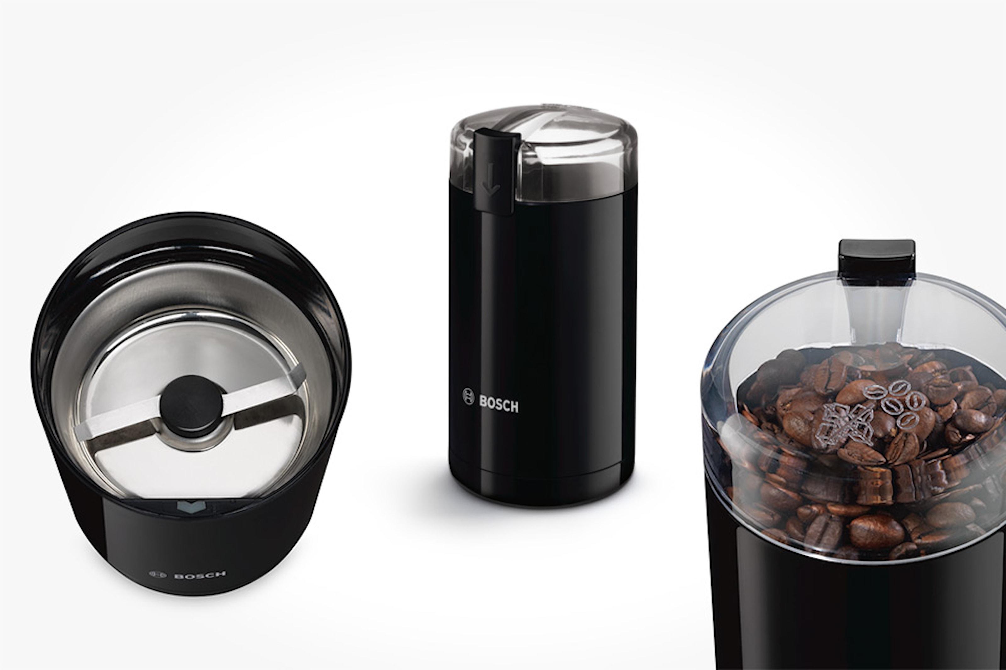 Kaffekvarn med kniv från Bosch