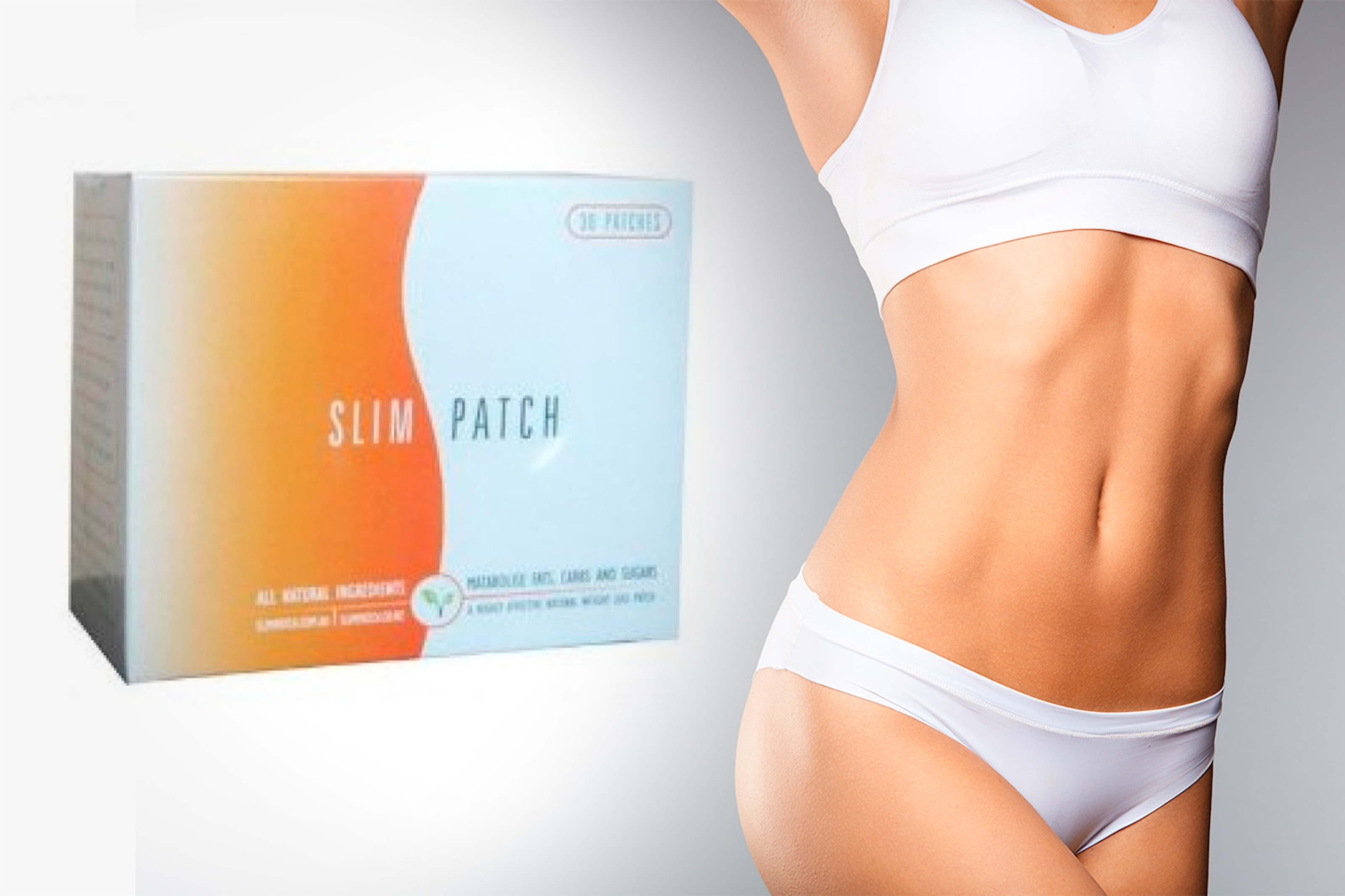 Slimming patches – 30 Day Kit
