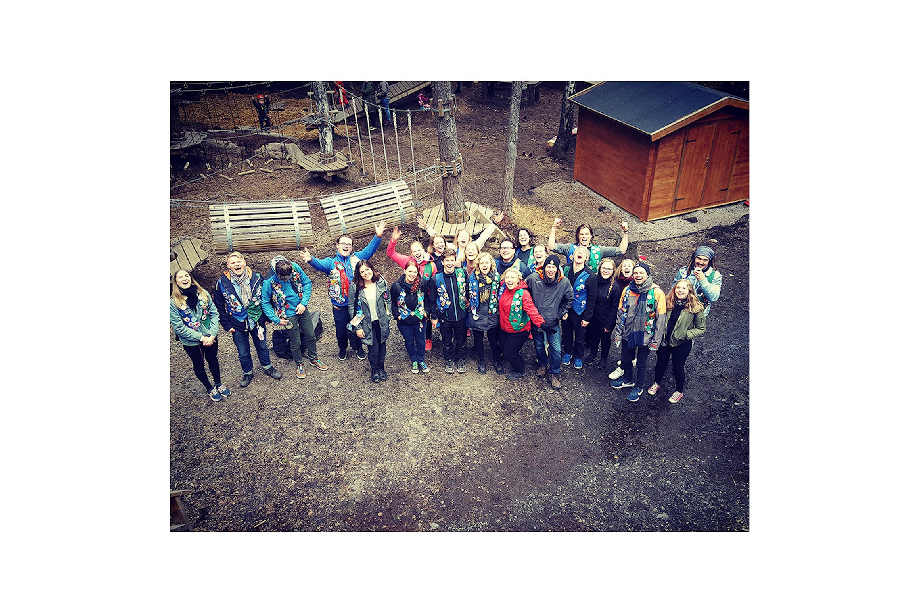 Eksklusivt 3-dagers førjulstilbud hos Oslo Klatrepark i Groruddalen
