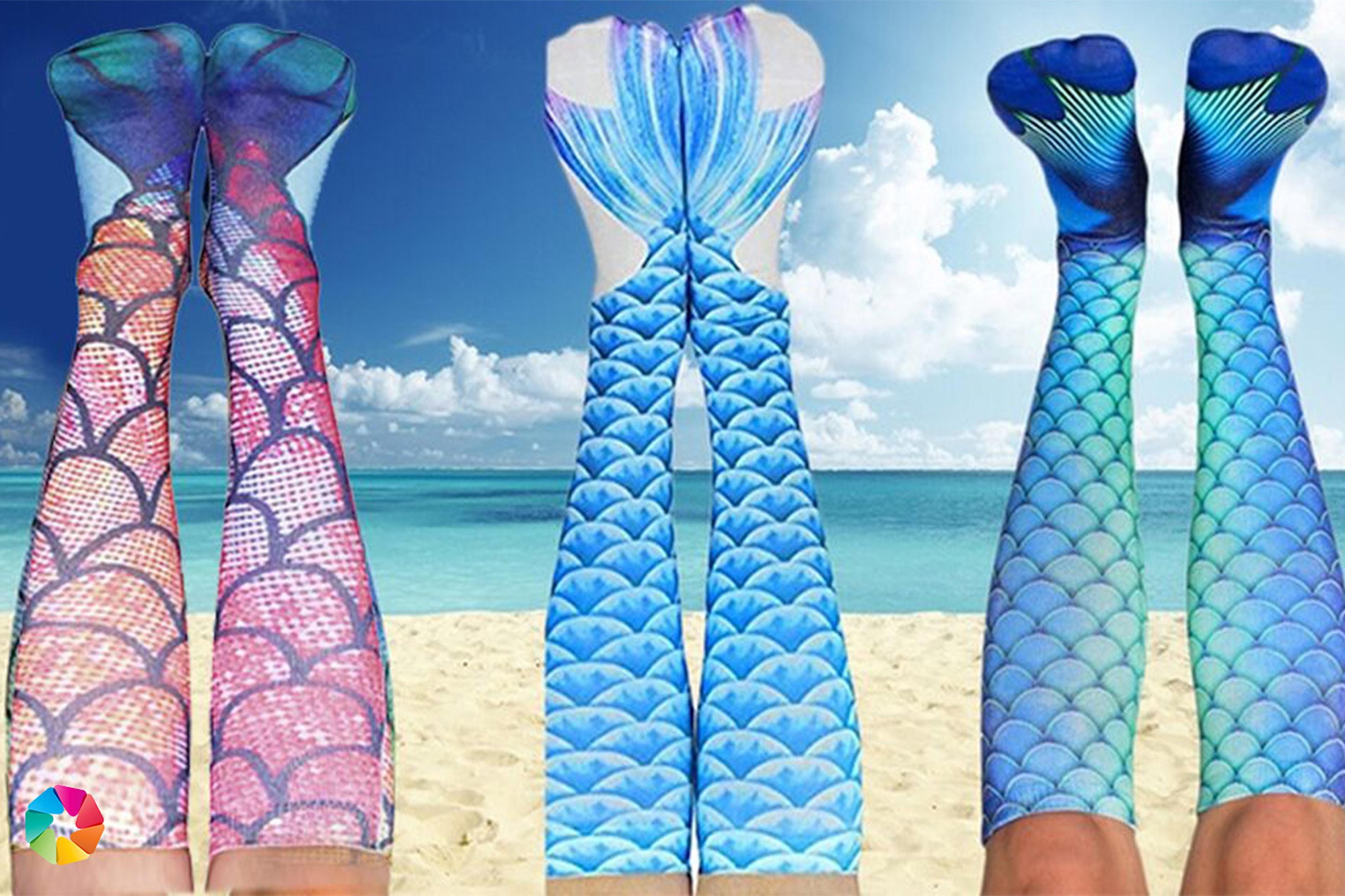 Havfrue-sokker