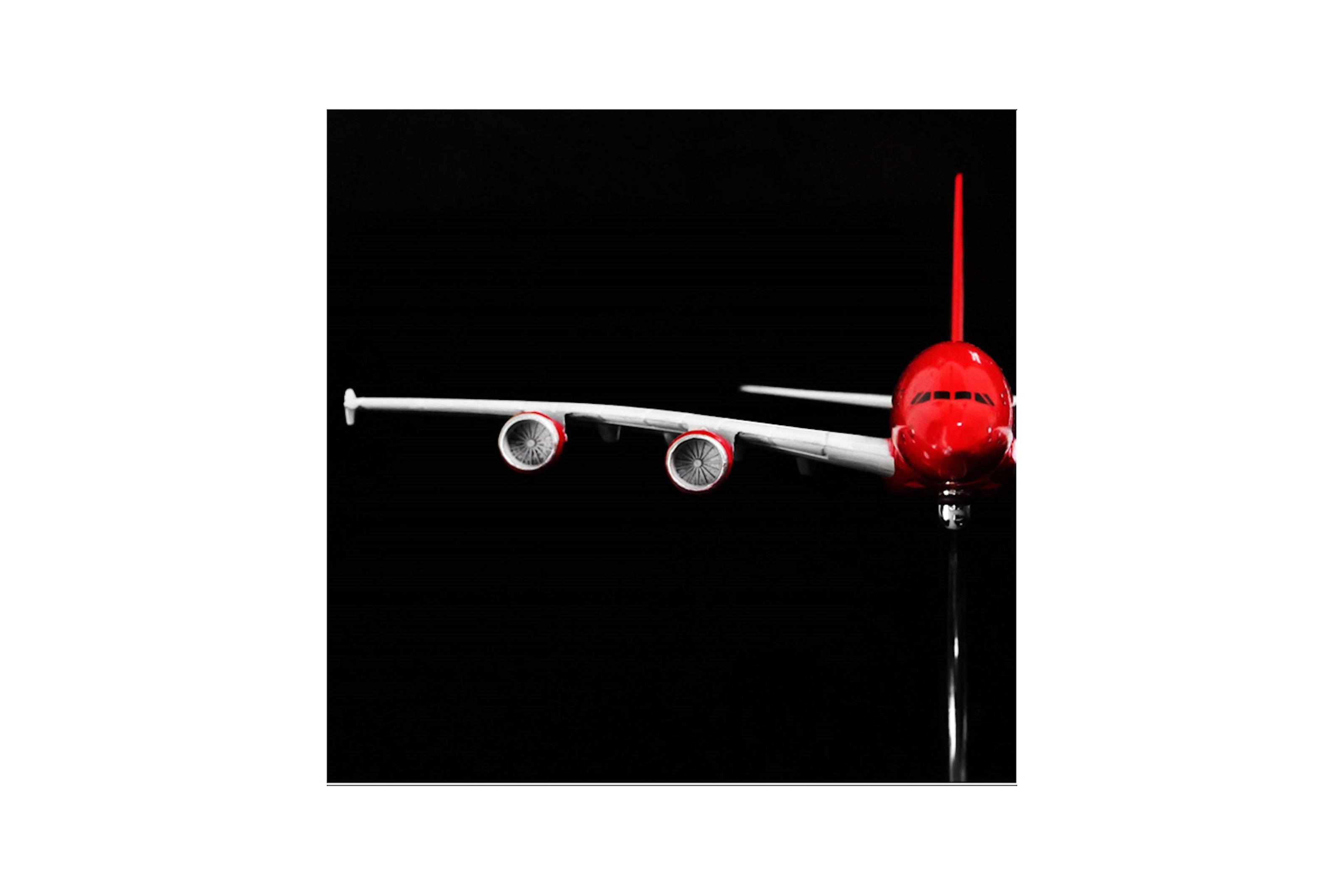 Airbus A380 Coca Cola Modellfly