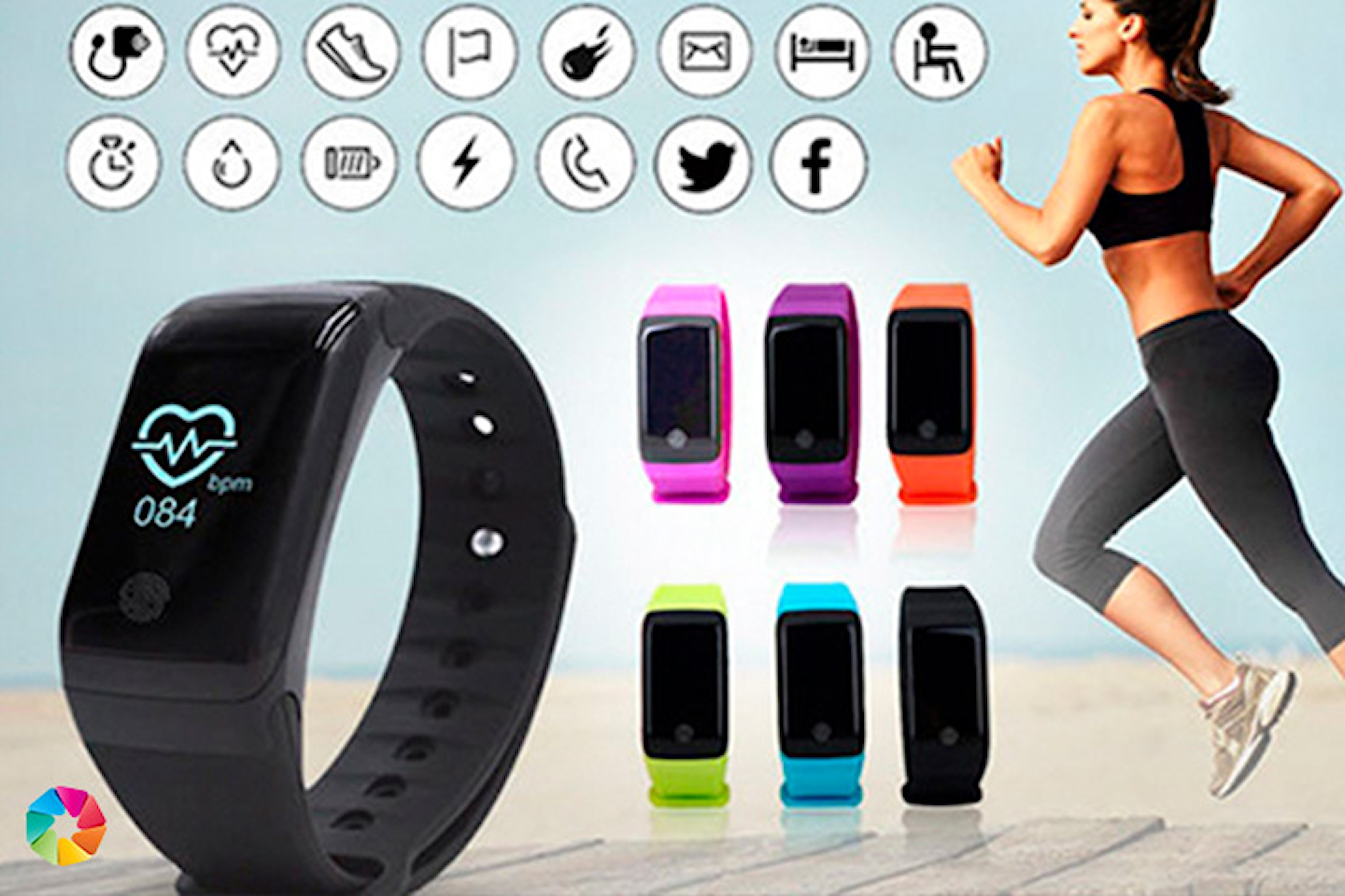 18-in-1 fitness tracker